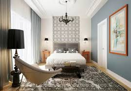 Modern Bedroom Design Trends 2016 Accent Wall Can Be The Entrance