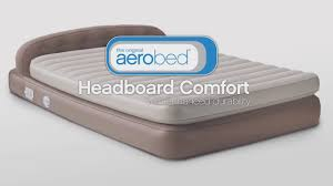 Aerobed Queen Raised Bed With Headboard by Air Mattresses At Costco Best Mattress Decoration
