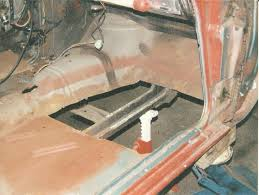 Jeep Xj Floor Pan Removal by How To Weld A Car Floor Panel Miller Welding Discussion Forums