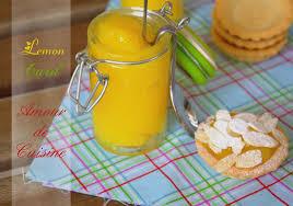 cuisine fait recette de lemon curd crème au citron fait maison amour de cuisine