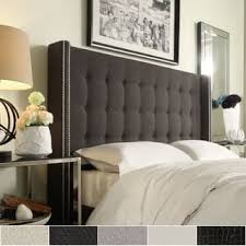 Cheap Upholstered Headboards Canada by Size King Upholstered Headboards Shop The Best Deals For Dec