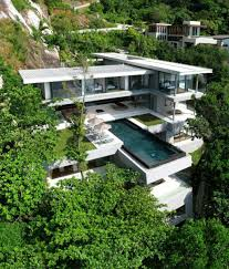 Luxury: Villa Amanzi With Mountain Views Located In Thailand ... Modern Thai Home Inspiration Home Design Traditional House Design Beautiful Ideas Awesome Hoe Model 99 In Thailand Pictures Youtube Interior Best Stesyllabus Images Captured By Interesting Decor Build 100 Designs Floor Plans Nigeria Four Bedroom Homes Ideas Thailand House Plans A Protype For Yothin Youtube Decoration