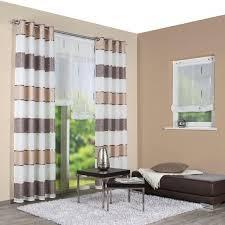 gardinen vorhänge in braun preisvergleich moebel 24