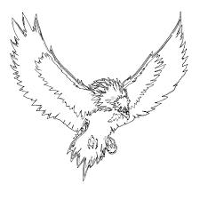 Coloriages De Condors à Imprimer Coloriage à Imprimer