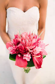 Best 25 Tropical Wedding Bouquets Ideas On Pinterest