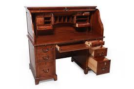 Hamlyn Drop Front Desk by Furniture Classic Rolltop Computer Desk For Antique Study Desk