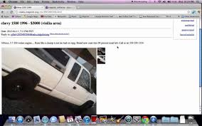 Craigslist Visalia Tulare Used Cars - Pickup Trucks For Sale By ...