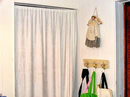 Spring Loaded Curtain Rods by White Grommet Curtains With Silver Tension Curtain Rods Spring