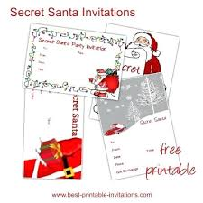 Secret Email Template Images Ideas About Santa For Employees