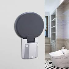 Amazon.com: XKRSBS Shower Chair Wall Mounted Shower Seat ... Kids Folding Table And Chairs Drop Leaf Ding Fold Wall Mounted Seat Slidestudioco Ihambing Ang Pinakabagong Dolado Bathroom Folding Chair Wall Mounted Fold Up Padded Shower Seat With Back Arms Grey 4000 Series 04230p Jiu Si Chairfolding Lunch Break Bed Teak Down Gappo Seats Solid Wood Happybath Deluxe With Legs Mesh One Mount Mylite Details About 18 Bath Bench Sante Blog