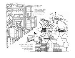 Printable Western Landscape Coloring Pages Sheets