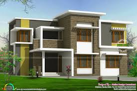 100 Housedesign Box Type House Design Lovely 2300 Sq Ft Box Type Home Kerala Home