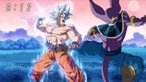 Mastered UI Goku Vs Beerus AMV Alive