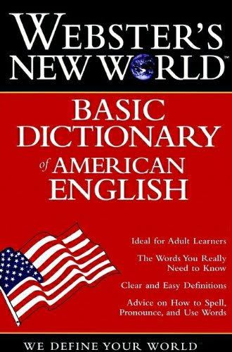 Basic Dictionary of American English - Webster's New College Dictionary Editors