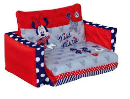 minnie mouse slumber flip open sofa memsaheb net