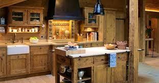 cuisine style chalet design cuisine bois style chalet 93 orleans 29231848 decors