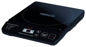 Nesco Portable Induction Cooktop Black PIC14 Best Buy
