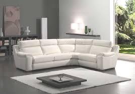 canape angle relax cuir canapé angle relax cuir blanc argo canapé salon cuir design
