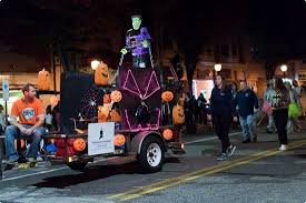 West Chester Halloween Parade by Pottstown Halloween Parade Dresses Up High Street Reading Eagle
