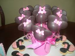 Baby Minnie Mouse Baby Shower Theme by Photo Minnie Mouse Baby Shower Decorations Image