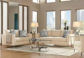 Sofia Vergara Sofa Collection by Picture Of Sofia Vergara Carinthia Vanilla 7 Pc Living Room From