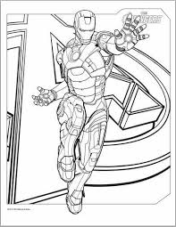 Category 2017 Tags Avengers Coloring Pages Free Printable