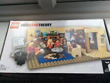 lego ideas the big theory 21302 for sale ebay