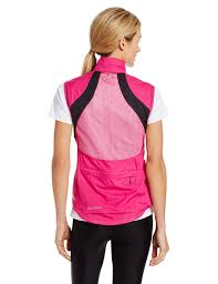 amazon com pearl izumi women u0027s elite barrier vest cycling