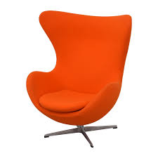 66% OFF - Inmod INMod Jacobsen Orange Egg Chair / Chairs Egg Chair Armchair Arne Jacobsen 61746 Work Of Art Heilbrunn And Ottoman By For Fritz Hansen Sale Mlf Skien Modern Accent Chairs In Greyswivel Carmchairs Eames Molded Fiberglass Side With Wire Base Hivemoderncom Duck Blue Scdinavian Retro Style Ronja Velvet Gget Loungestol Fuldpolstret Lder Tips Eggchairs Speakers Best Pictures Transfmatorious Speaker 60s