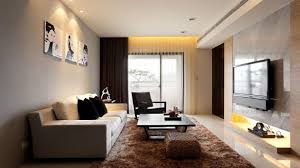 Elegant Apartment Living Room Ideas On A Budget Brown Rectangle Nice Regarding