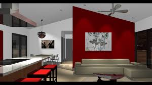 Red Accent Wall 20 Fab Walls In Dining Rooms Home Design Lover