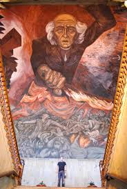 Jose Clemente Orozco Murales San Ildefonso by 73 Best José Clemente Orozco Images On Pinterest Mexican Artists