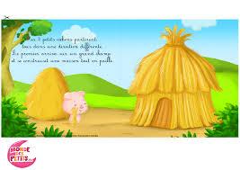 Luxe Coloriage Les Trois Petit Cochons Imprimer Et Obtenir Une
