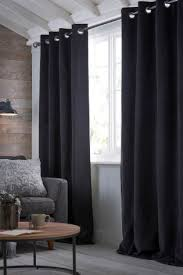 Thermal Lined Curtains Australia by Buy Curtains And Blinds Curtains Thermal Eyelet From The Next Uk