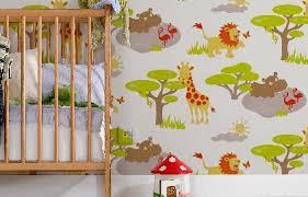 papier peint pour chambre bébé papier peint chambre bebe meilleur idées de conception de maison