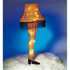 Ace Hardware Christmas Trees by Pre Lit The Christmas Story Leg Lamp Decoration Cs9142