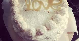 kokos raffaelo torte