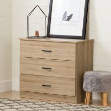 South Shore Step One Dresser Grey Oak south shore smart basics 3 drawer chest multiple finishes