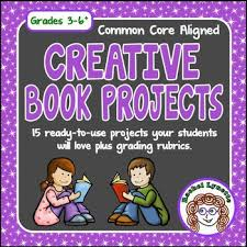 Some Of These Ideas Come From Ready To Use Creative Book Reports