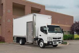 100 Mitsubishi Fuso Truck Now Offers Morgan Maximizer Body On Canter