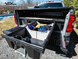 100 Truck Bed Gun Storage ATV RIDER Magazine Tests DECKED