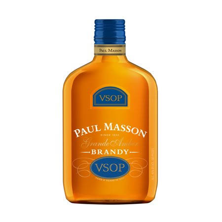 Paul Masson Grande Amber VSOP Brandy NV / 375 ml.