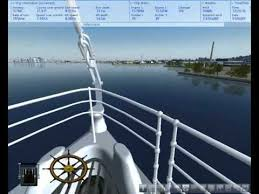 the anchor trick in ship simulator 2008 rms titanic sinking