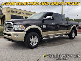 Used 2011 Ram Laramie Longhorn Mega CAB 6.7 Diesel Laramie 4WD For ... Used 2006 Toyota Tacoma For Sale Jacksonville Fl 2018 Chevrolet Silverado 1500 2014 Tundra 2wd Truck For In 32256 Car Dealership Accurate Automotive Of Ford F150 At Coggin Honda Vin Cars Trucks Jax Exports Inc 2016 Crew Cab Xlt 4wd Less Than 3000 Dollars Autocom 20 Gmc Sierra 2500hd 3500hd Beautiful 2013 1ftfw1ct9dkd77828 Hale Trailer Brake Wheel Semitrailers Parts Commercial Dodge Gmc Sprinter Diesel F250 F