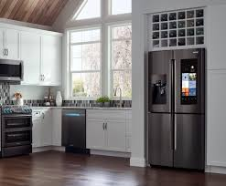 Samsung Counter Depth Refrigerator by Make The Kitchen The Center Of Your Home With Samsung U0027s Family Hub