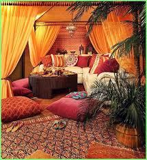 schlafzimmer ideen orientalisch wohnen dekoideen