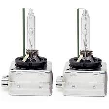 2x d1s 35w 6000k hid xenon white replacement low high beam