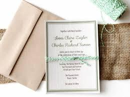 CI Kori Clark Wedding Invite Autumn Wood Grain Rustic H