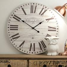 Rustic Wood Wall Clock Pottery Barn - 12.000+ Wall Clocks Pottery Barn Large Wall Clocks Ashleys Nest Potterybarn Inspired Clock Black Railway Regulator Ebth Union Station Au Rustic Pendant 16 Best Giant Images On Pinterest Wall Clock Just Photocopy 4 Diff Faces And Put Them Under A Glass Plate Oversized John Robinson House Decor Mount Digital Timer