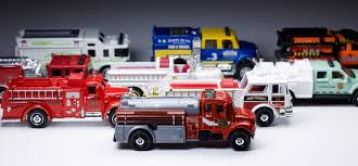 100 Model Fire Trucks You Can Count On At Least One New Matchbox Truck Each Year